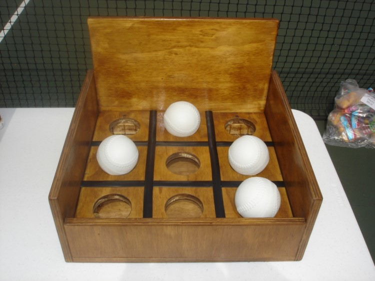 Peachtree City Tic Tac Toe Carnival Game Rental