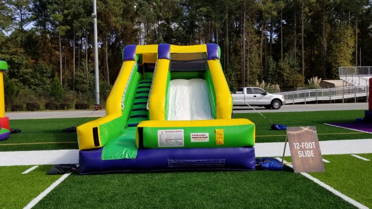 Riverdale  12 Inflatable Slide