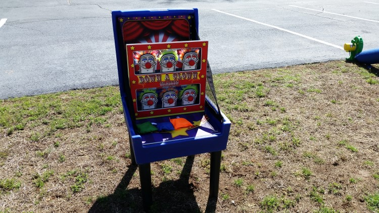 Riverdale Down A Clown Carnival Game Rentals