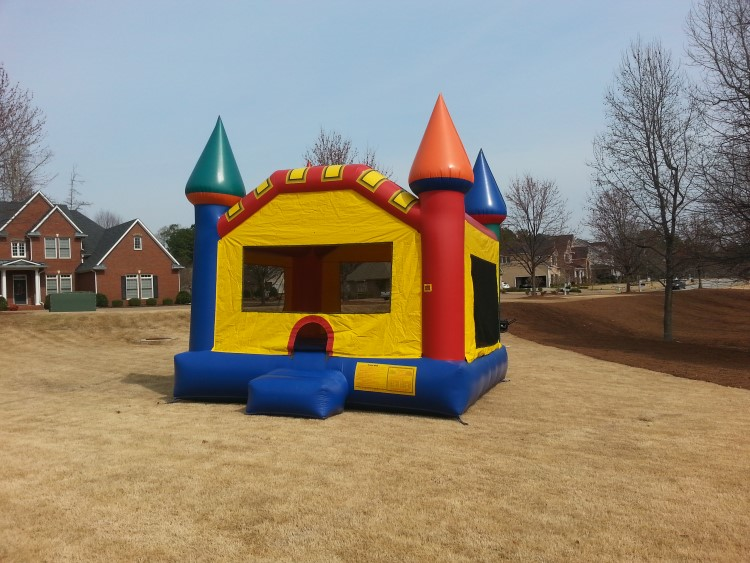 peachtree city inflatables near me