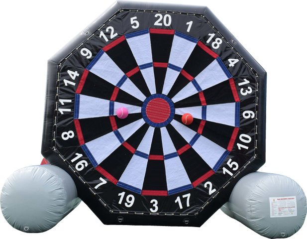 Giant Soccer Darts Game