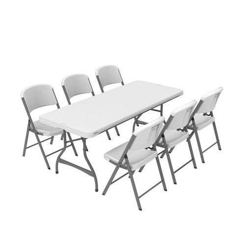 Table and Chair Package with Setup Included