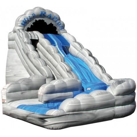 18 Foot Wild Rapids Water Slide
