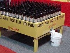 Bottle Ring Toss - Carnival Game