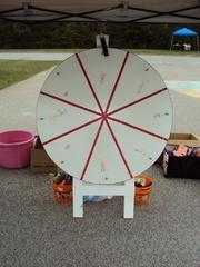 Giant Dry Erase Prize Wheel