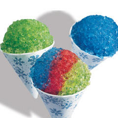 Snowcone Supplies For 50