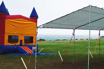 Bounce House Party Rentals