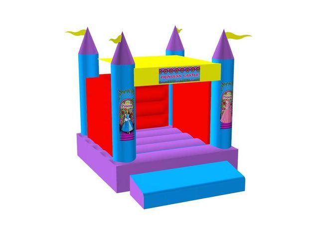 Princess Castle 13ft Open Castle