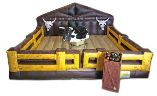 Bucking Bull IS FOR AGES 8 & UP