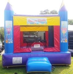 Fairy Jumping Castle Adult/Children (AM)