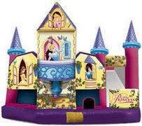Disney Princess 5 in 1 Combo  FOR AGES UP TO 12