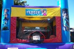 Frozen Jumping Castle Adult/Children (AM)