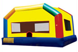 Fun House  Adult Jumping Castle