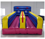 Horizontal Bungee IS FOR AGES 8 & UP