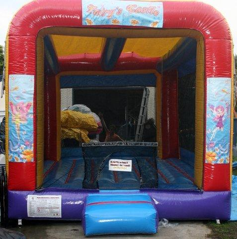 Fairy JR Jumping Castle