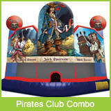 Pirates of Caribbean Club 5 in 1 Combo  FOR AGES UP TO 12