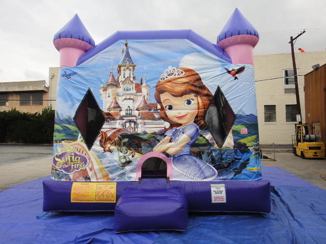 Sofia The First 4 in 1 FOR AGES UP TO 12