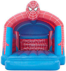 Webman Jumping Castle  FOR AGES UP TO 12