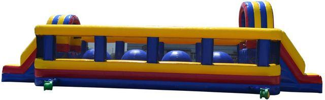 Wipe Out inflatable