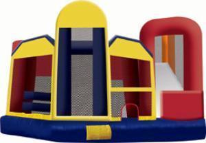 ws 5 in 1 Waterslide Package w/Snowcone