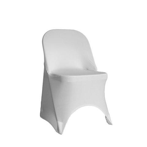 Chair Covers (White Spandex)