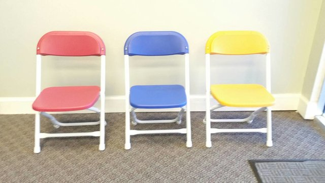 Children's Folding Chair