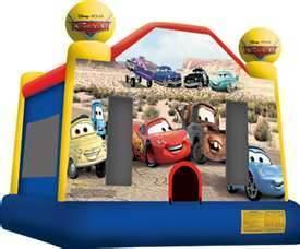 Disney Cars Jump House