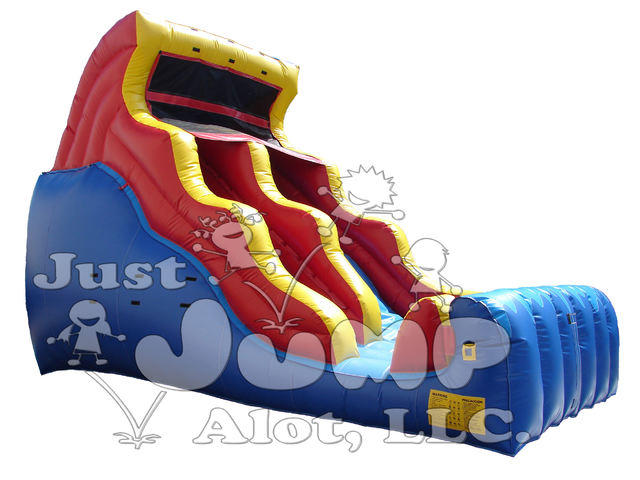 Blue Wave 16 ft Water Slide