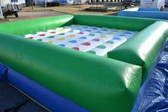 Inflatable Super Twister Game -