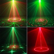 DJ Disco Party Laser Stage Lights