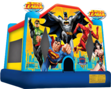 bh Justice League Package w/ Snowcone