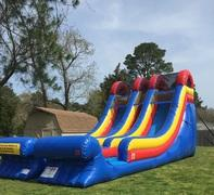 Blazer Double Drop Water Slide