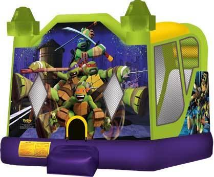 cu 4in1 Ninja Turtle Package w/Cotton Candy & Snowcone
