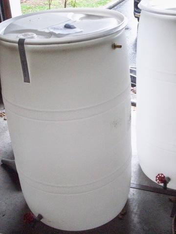 Water Barrel for Tent