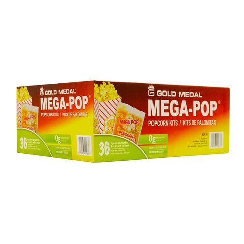 Popcorn Mega Pop Box