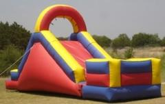 15ft Slide with bumper