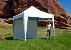 10 ft x 10 ft Tent