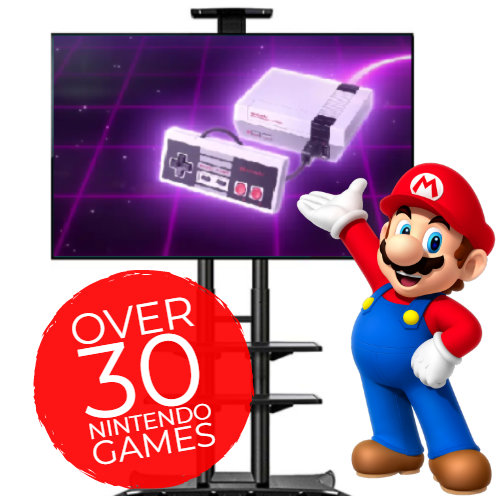 Nintendo Game Station Rental