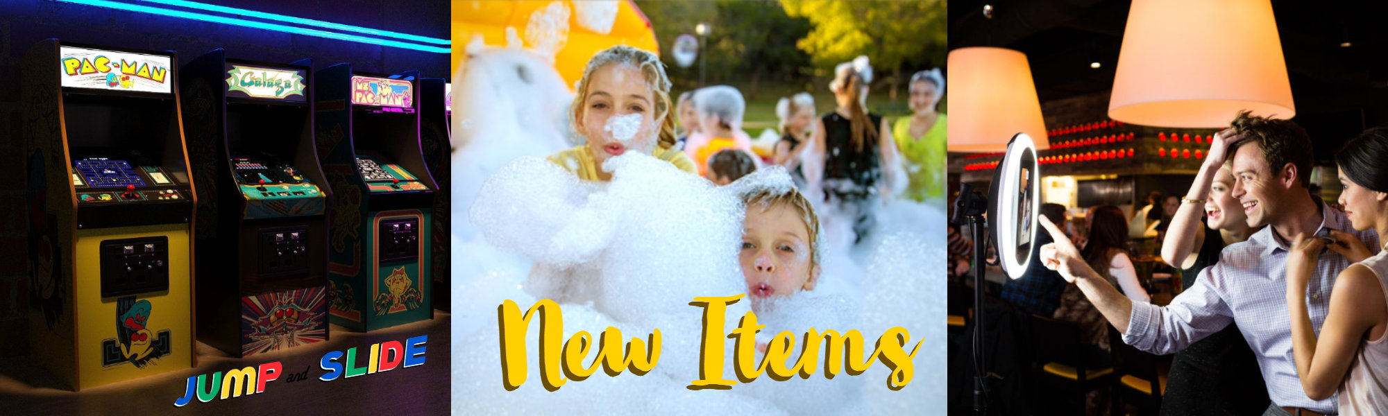 New Items Are Here!