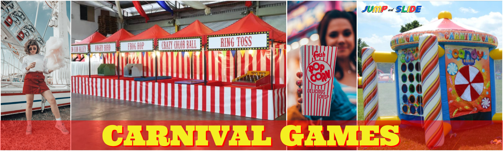 carnival theme items