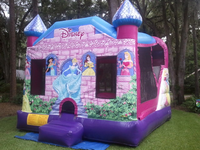 Disney PRINCESS Water Combo Slide