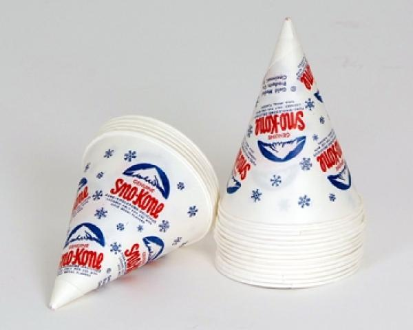 Snow Cone Cups- 25ct