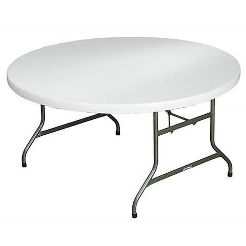 Round Table - 60 INCH
