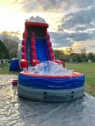 (c) 23ft Avenger Falls Water Slide