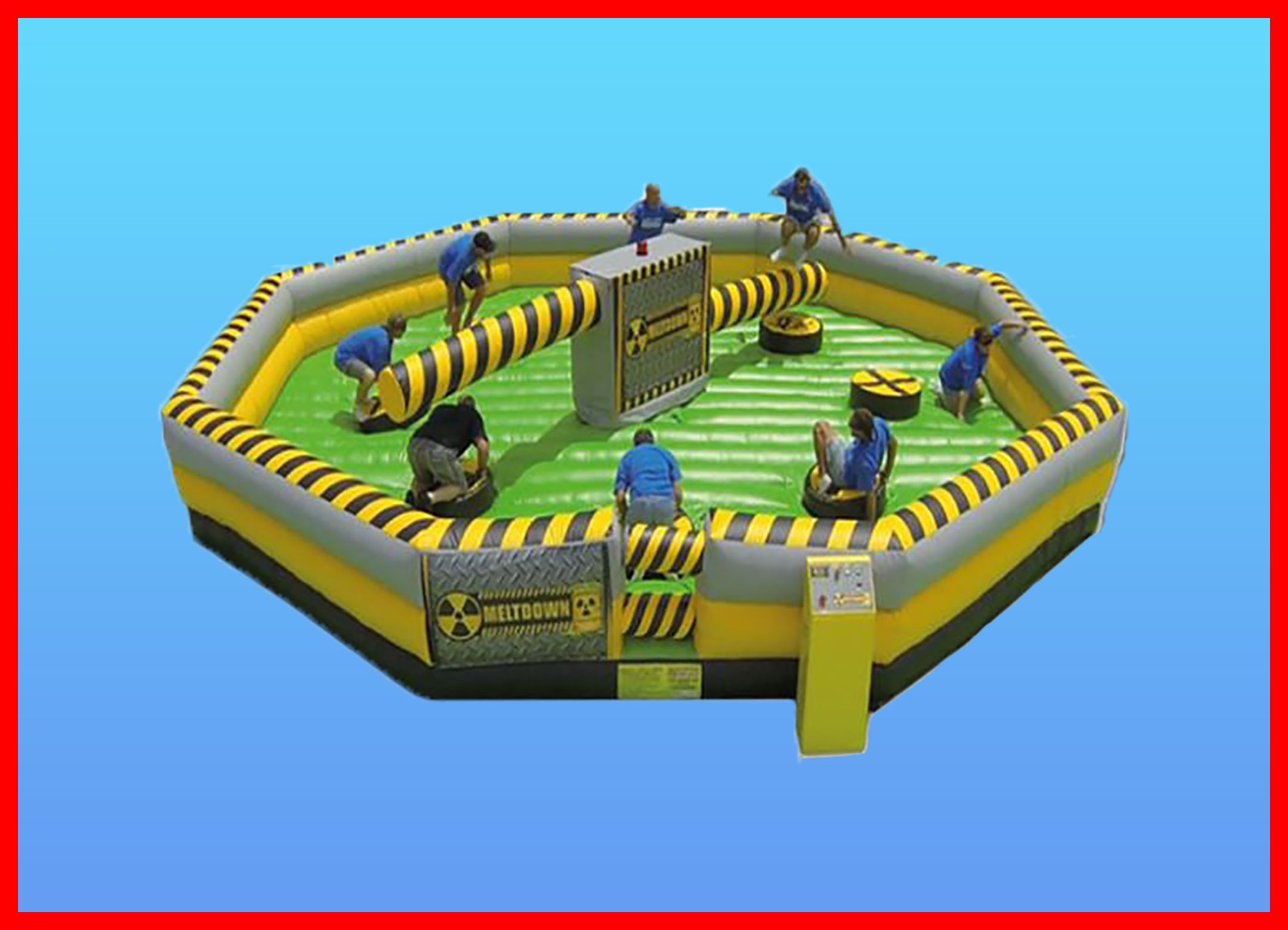 Inflatable Attractions Milaca