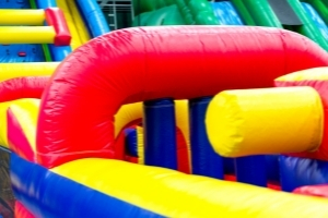 Blaine obstacle course rentals