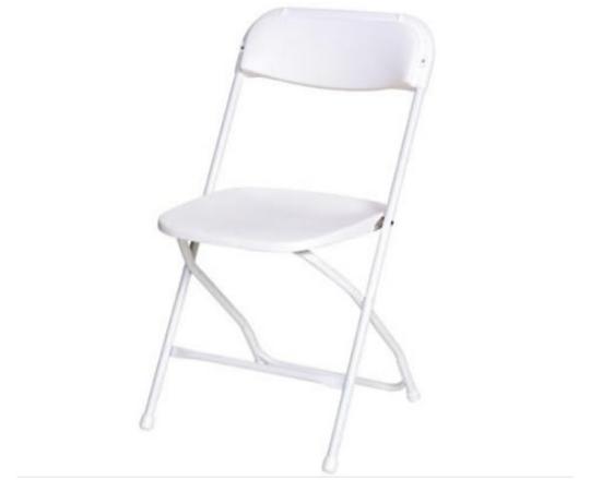 Chair Rentals in Blaine