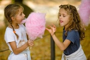 cotton candy rentals in Maple Grove
