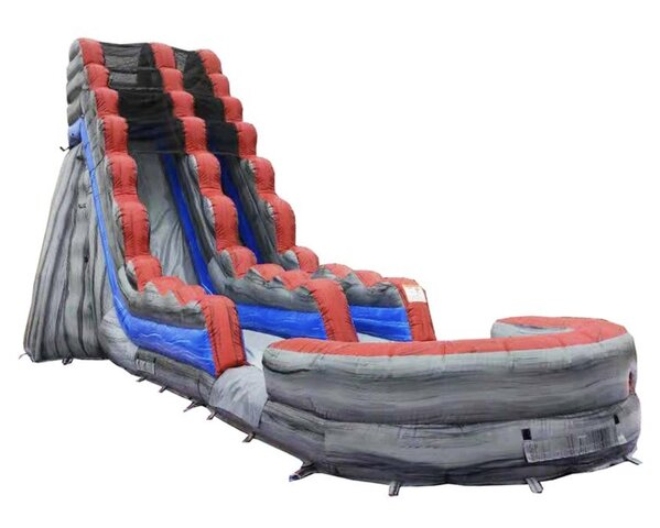 Plymouth Water Slide Rentals