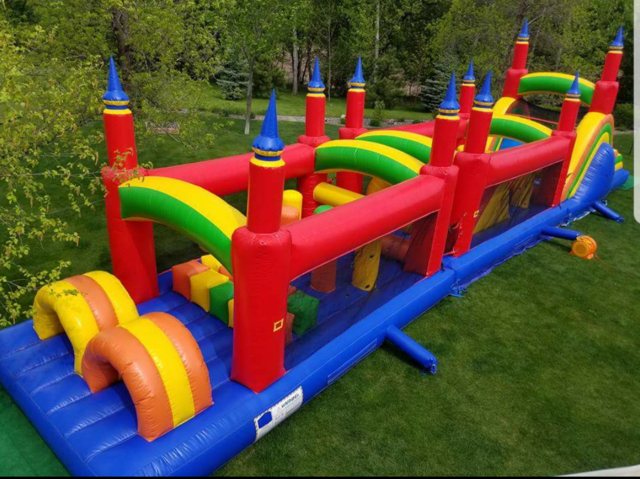 60' Obstacle Course